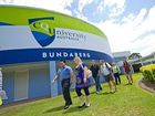 Hundreds of prospective students visited the CQUniversity Bundaberg Open Day, held at the campus yesterday.